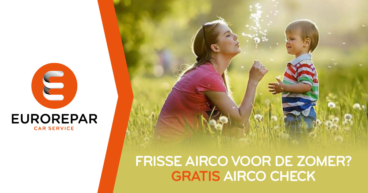 Frisse Airco voor de zomer ?